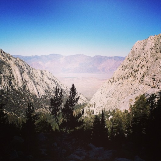 Mt Whitney Labor Day 2014